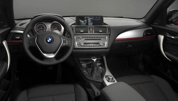 BMW1 SeriesInteriorDash