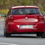 BMW1 SeriesRear