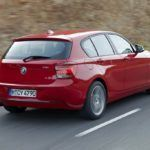 BMW1 SeriesRearAngleMotion