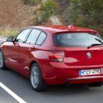 BMW1 SeriesRearMotion