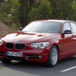 BMW1 SeriesRedFrontAngleMotion