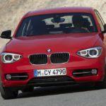 BMW1 SeriesRedFrontMotion
