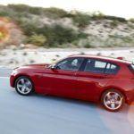 BMW1 SeriesSideRearMotion