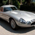 Jaguar E Type Lightweight Low Drag Coupe 1
