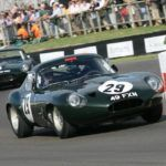Jaguar E Type Lightweight Low Drag Coupe 13
