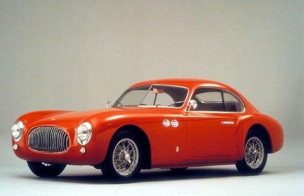 Pininfarina Cisitalia 202 - 1947