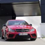 08 2012 mercedes benz c63 amg coupe black series