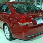 2011 Canadian International Auto Show 2011 cruze rear