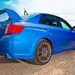2011 Subaru WRX STI 11