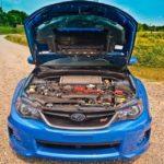 2011 Subaru WRX STI 23