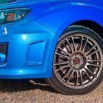 2011 Subaru WRX STI wheel