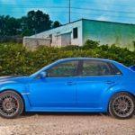2011 Subaru WRX STI 8