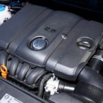 2011 VW Jetta SEL engine