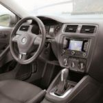 2011 VW Jetta SEL interior