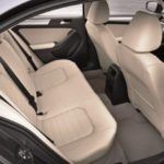 2011 VW Jetta SEL rear seats