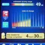 Nissan Leaf smartphone app for EV status