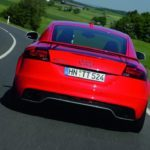 Audi TT RS Coup /Fahraufnahme
