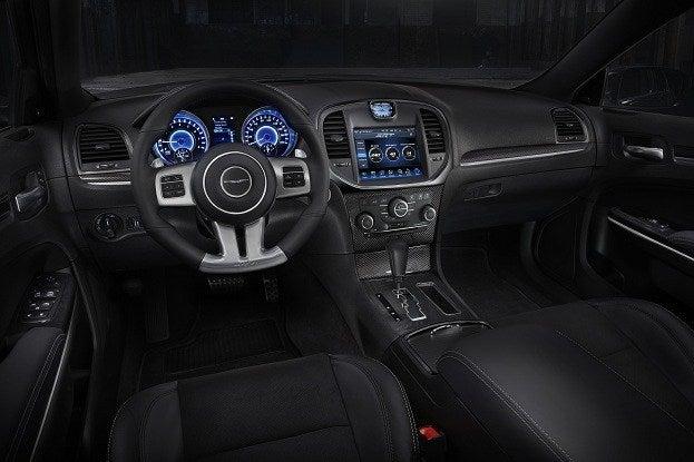 Posh Performer 2012 Chrysler 300 Srt8