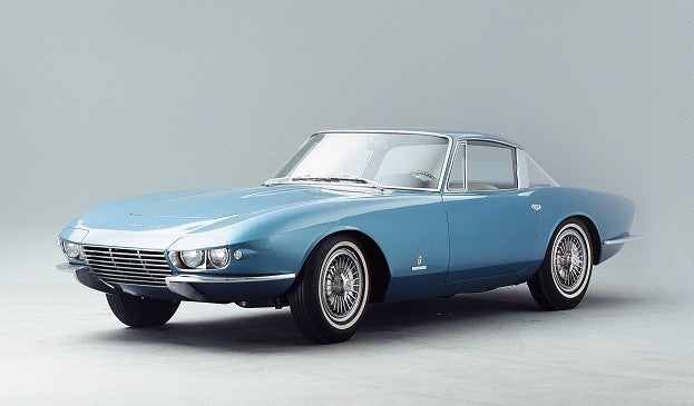 Pininfarina History in Diecast Form Part 3: (1950-1970)