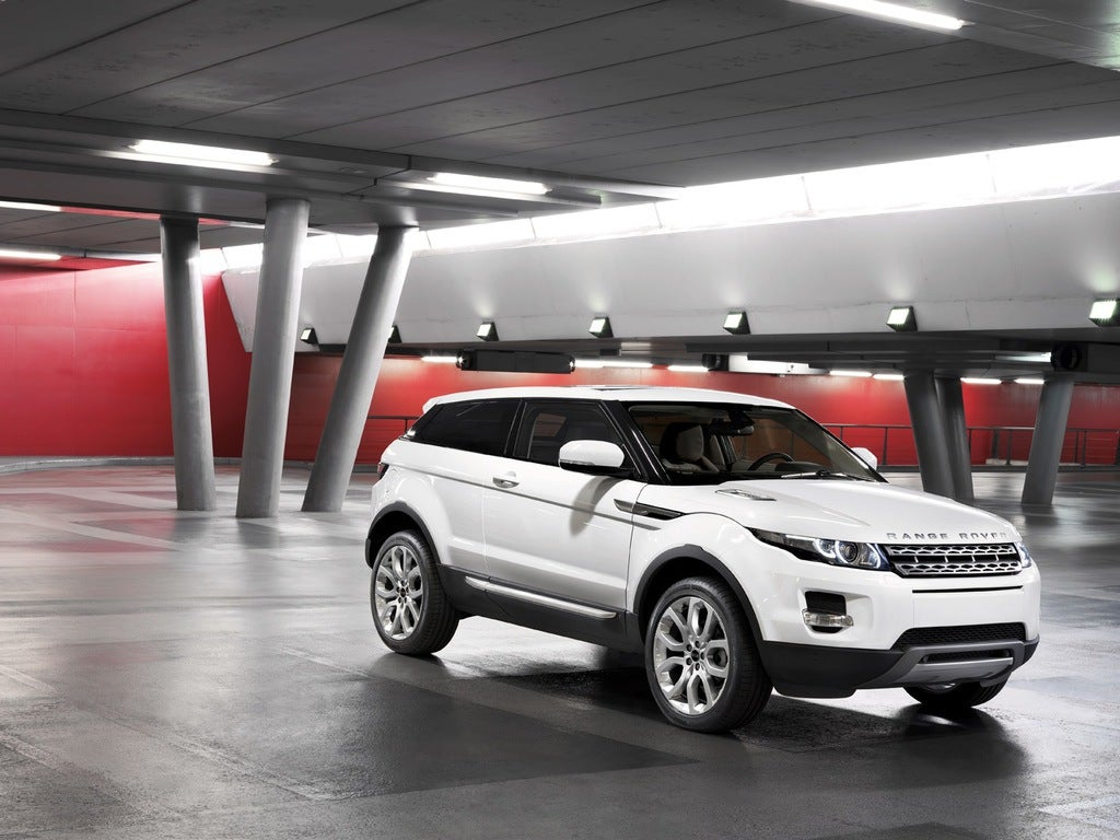 Hit: Land Rover Evoque Plant To Add 1,000 New Workers