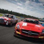 SLS AMG GT3 & AMG 300 SEL