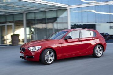 BMW 1 Series Receives 2nd Generation Styling  21