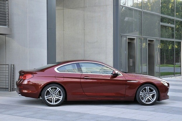 BMW 640i Coupe 2011 - Automoblog.net