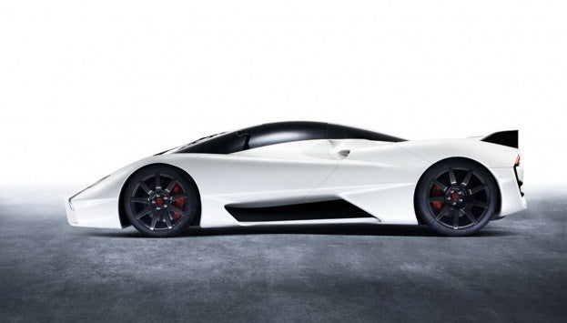 Shelby Supercars Introduces New Supercar Names It Tuatara