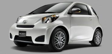 Scion iQ Minicar Front View