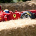 goodwood ferrari f1 car 2011