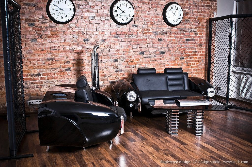 The Ultimate Gearheads Office 15