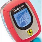 Oregon Solutions Ferrari MP3 Player