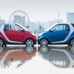 smart fortwo coupe and cabrio