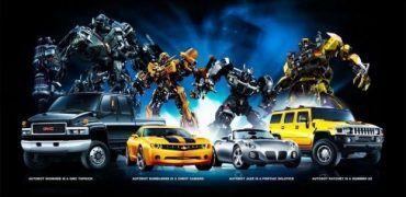 Transformers 3 Cars