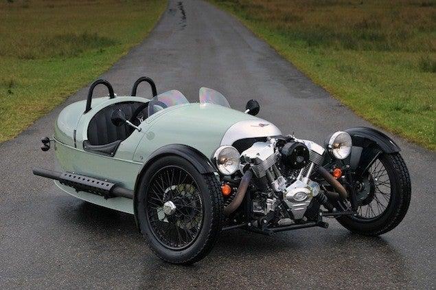 More Morgan Trike News