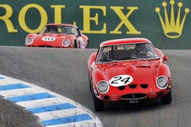 Ferrari 250 GTO Laguna Seca