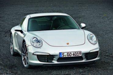 Next-Generation Porsche 911 Images Leak Out  27