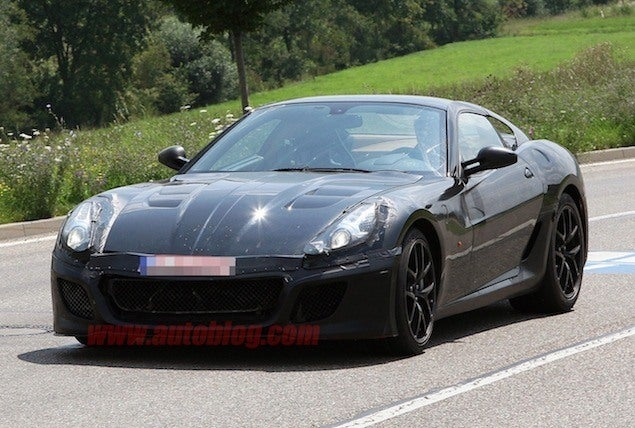 Future Ferrari 599 Hits The Streets 16