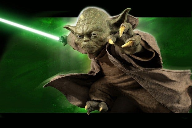 For Garmin GPS, Jedi Master Yoda Voice App is Prepared!