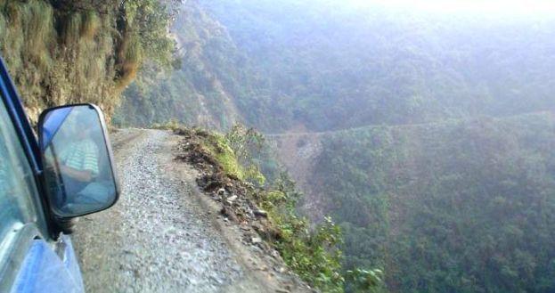 10 north yungas road bolivia