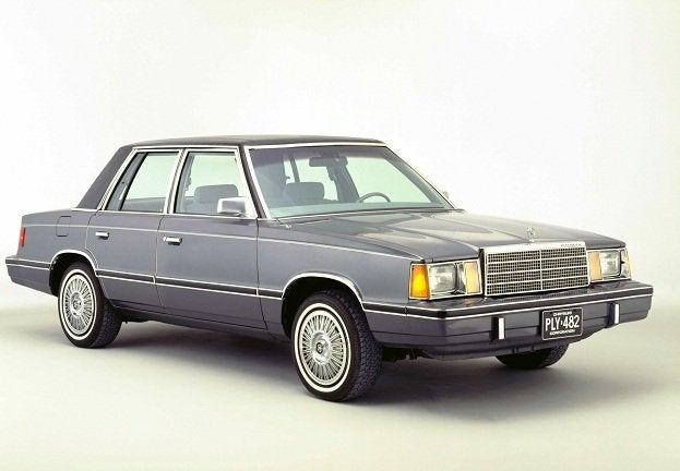 1982 Plymouth Reliant 4dr