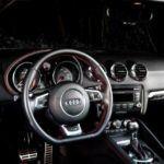 2011 Audi TTS Roadster interior