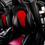 2011 Audi TTS Roadster seats