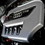 2011 Audi TTS Roadster engine
