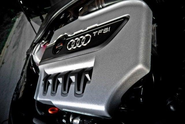 2011 Audi TTS Roadster engine