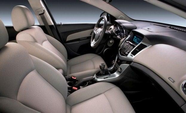 2012 Chevy Cruze Eco 4