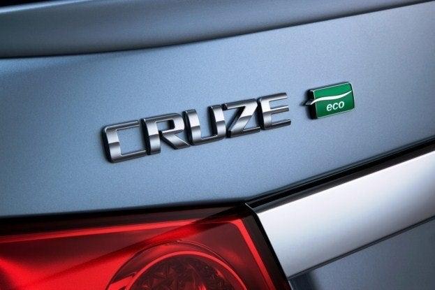 2012 Chevy Cruze Eco 7