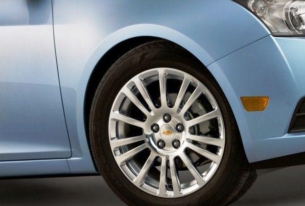 2012 Chevy Cruze Eco 9