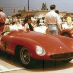 1955 Ferrari 750 Monza Spyder Crosses The Block