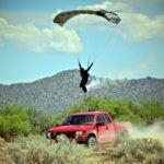Top Gear USA Raptor parachute